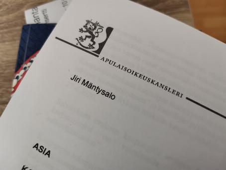 Oikeuskanslerinvirasto vahvistaa Porin epämääräisyyden julkisuusperiaatteen noudattamisessa