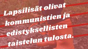 #KommunistienTekosia: Lapsilisät