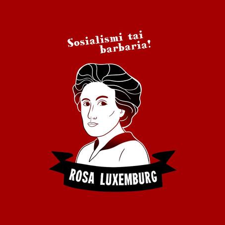 Solidarisk och kämpande kvinnodagen!