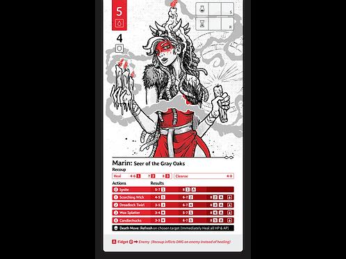Marin Ally Card - PRE ORDER
