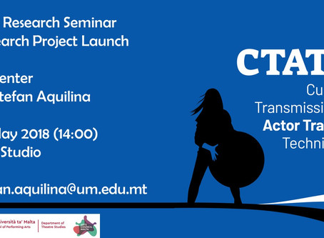 Official Launch of the CTATT Project