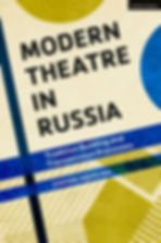Modern Theatre in Russia front Cover.jpg