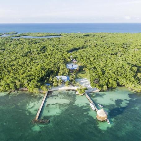 Maison de plage à vendre sur l'île de Tintipán,Carthagène des indes, Colombie - Car01