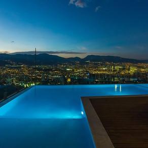 Penthouse à Medellín, Colombie - Med01