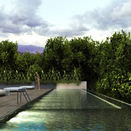 Projet construction d'appartements à Medellín, Colombie - Med05