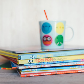 Books to promote positive mental health in young children
