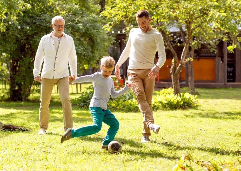 Garden play activities