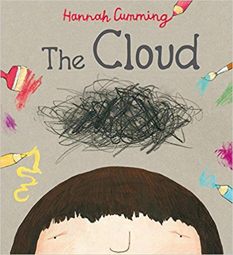 Positive mental health books for children - The cloud by hannah cumming