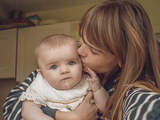 The never-ending battle with mum guilt