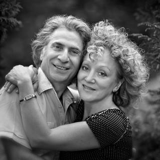 Louise et Joseph Simone