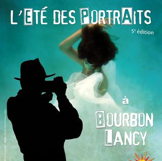Affiche de l'Été des Portraits 2012