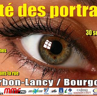 Affiche de l'Été des Portraits 2008