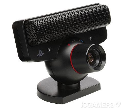 Head tracking camera