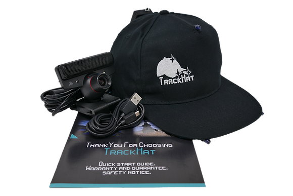TrackHat Plus head tracking kit
