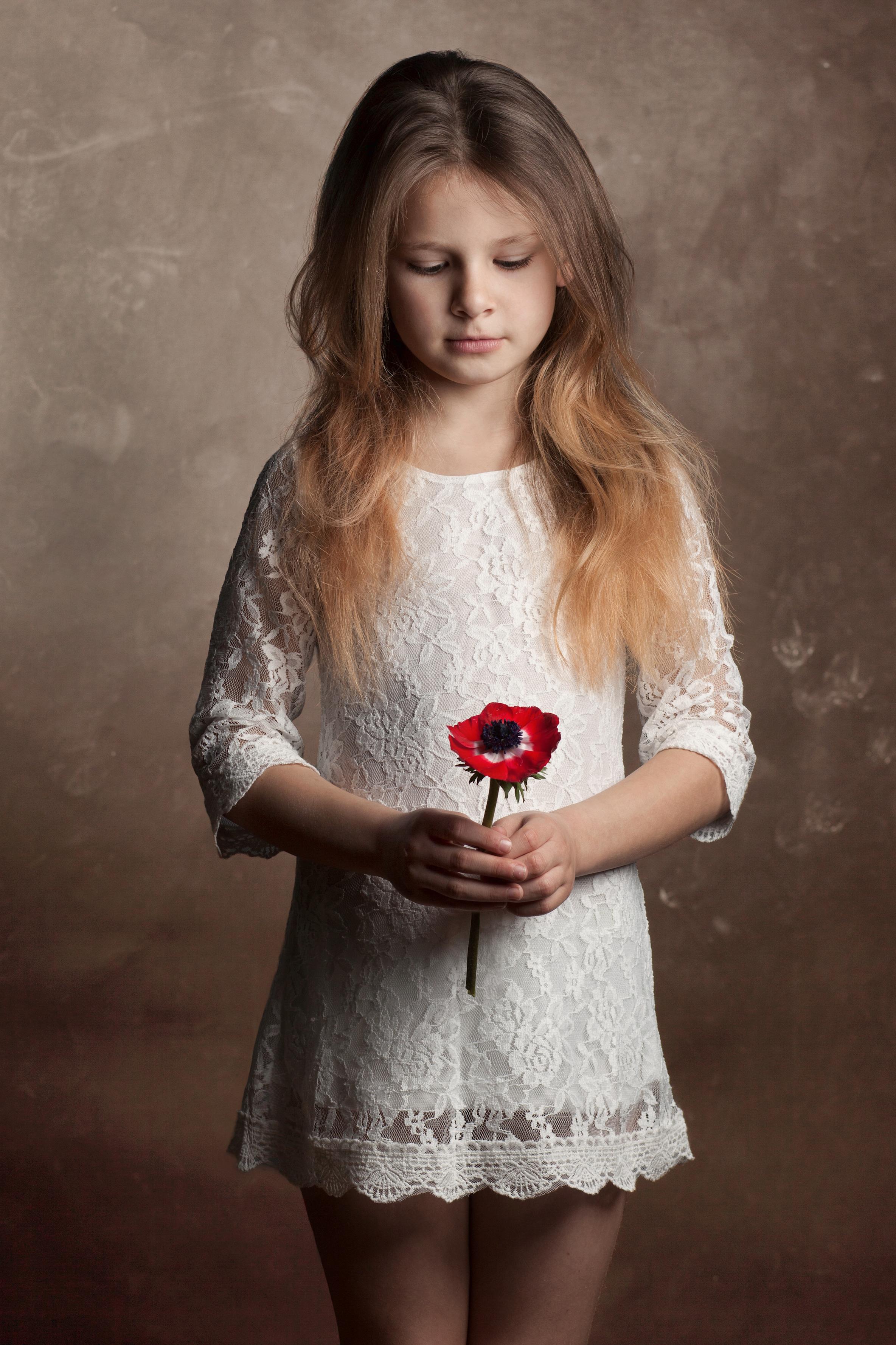 fleur solitaire_1