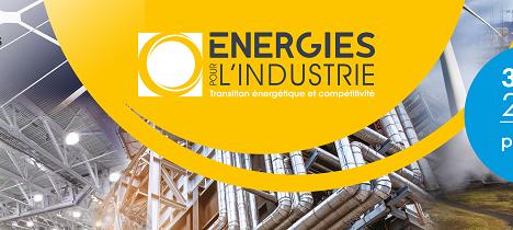 Table ronde le 2 décembre - Énergies pour l'Industrie: industrie décarbonée, enjeux et opportunités