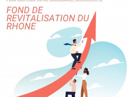 Connaissez-vous le fond départemental de revitalisation du Rhône?