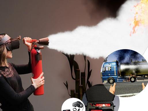 Formation incendie en réalité virtuelle, l'innovation à l'AIRM