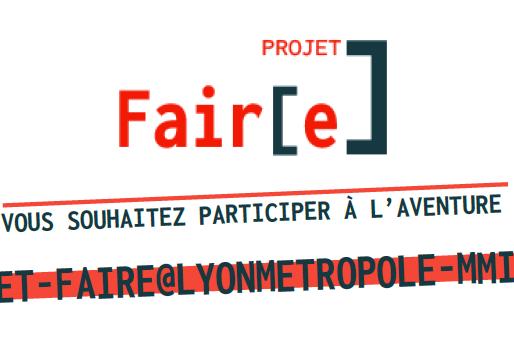 8 profils en recherche de stage dans le cadre du projet FAIR[e]