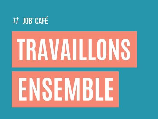 Cassez les codes de l'entretien avec job'café