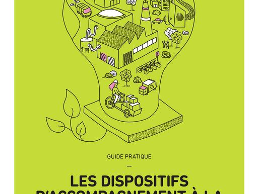 Guide des dispositifs d'accompagnement à la transition écologique pour les entreprises industrielles