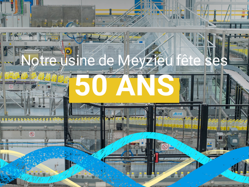 Suntory fête les 50 ans de son usine de Meyzieu