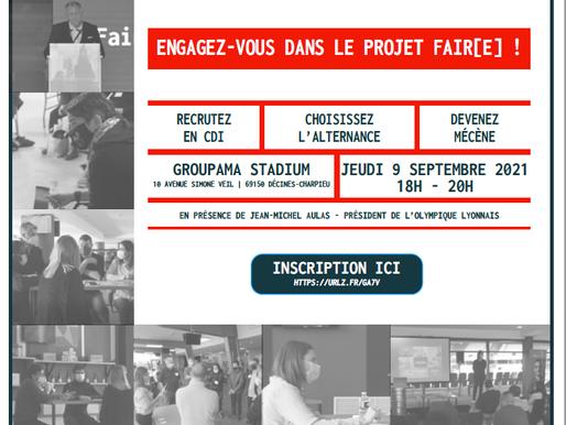 Le Projet FAIR[e] vous donne RDV le 9 septembre pour FAIR[e] connaissance
