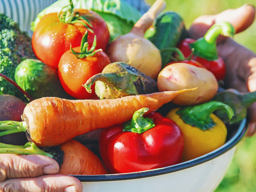 Prochainement ... vos paniers de légumes livrés sur le parking de l'AIRM