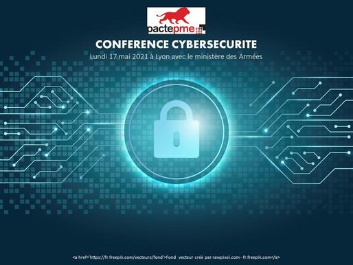 CONFERENCE : Bonnes pratiques en termes de Cybersécurité - lundi 17 Mai - 13h/18h