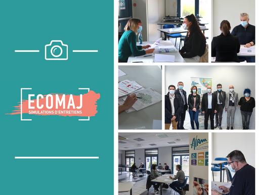 Bilan positif pour la première session des ECOMAJ
