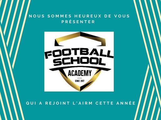 La Football School Academy a rejoint l'AIRM, découvrez son activité