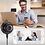 Thumbnail: Mini Camêra inteligente wifi audio detenção de movimentos e visão noturna