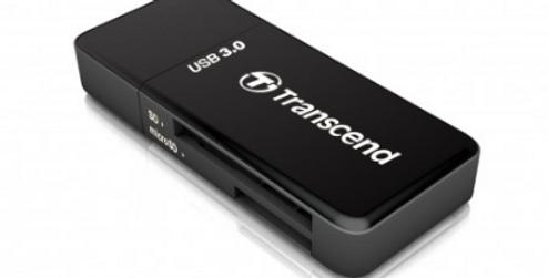 TRANSCEND LEITOR CARTOES USB 3.1 AIO TRANSCEND