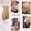 Thumbnail: Cinta modeladora de cintura e bumbum - Preto