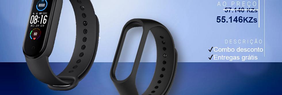 Smartwatch+ Bracelet MiBand 5