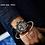 Thumbnail: Relógio Desportivo de Luxo para Homem NAVIFORCE 9175 - Preto Ouro
