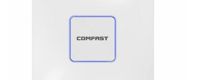 Ponto de acesso de Teto sem fio WIFI wireless 1200Mbps PoE COMFAST CF-E355AC