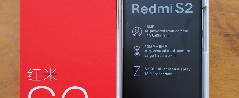 Xiaomi Redmi S2 (3/32GB)+Capa 360°