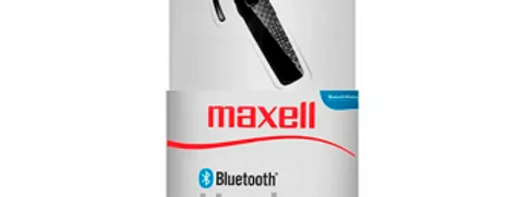 Fones de Ouvido Bluetooth (HEADSET) Maxell MXH-HS02BT