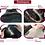 Thumbnail: Peruca front lace curta cabelo brasileiro com fechamento em onda 180% densidade