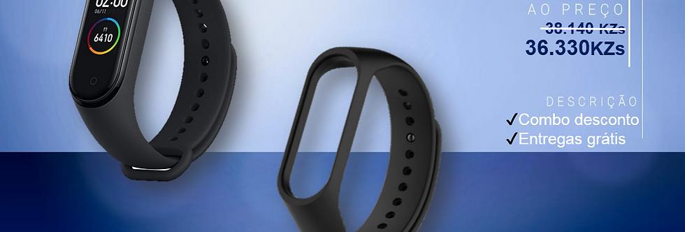 Smartwatch+ Bracelet MiBand 4