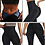 Thumbnail: Calça de neoprene de cintura alta para fitnes e emagrecimento 3 linhas de fecho