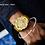 Thumbnail: Relógio Desportivo de Luxo para Homem NAVIFORCE 9175 - Ouro