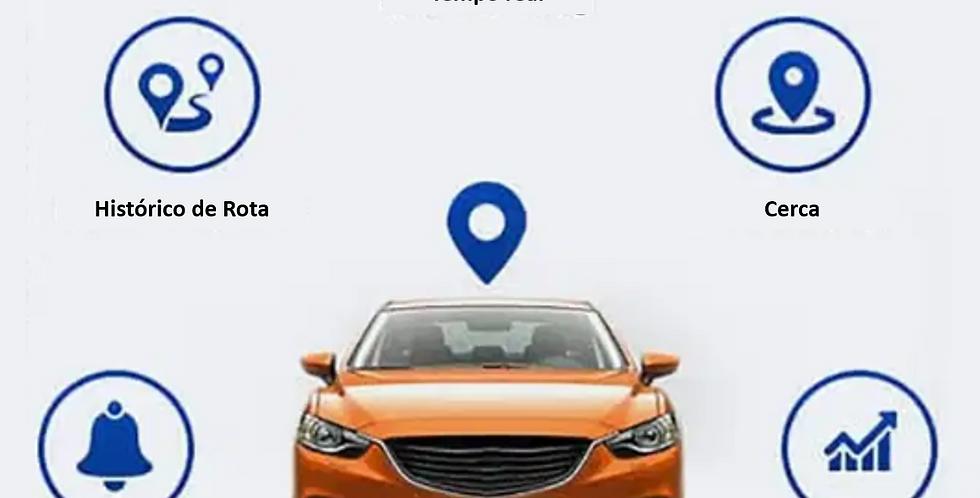 Localizador e Bloqueador GPS para viaturas