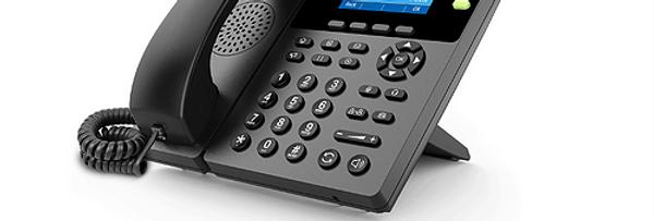 IP Phone VoIP wifi Flyingvoice FIP13G sem fios