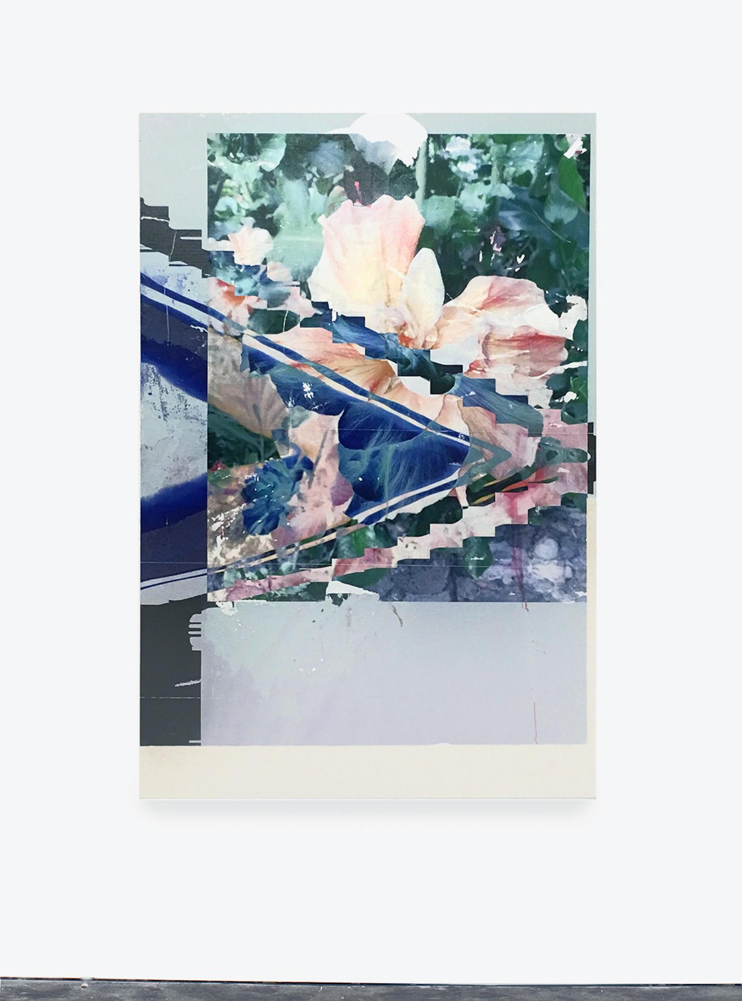 Untitled (Hawaiian Flower), 2017