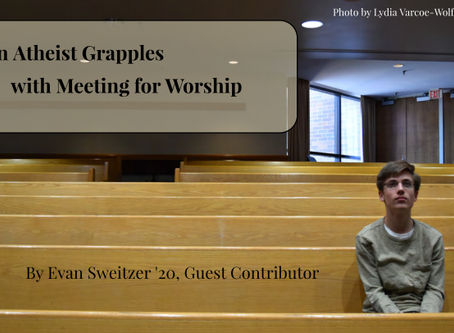 An Atheist Grapples With Meeting for Worship