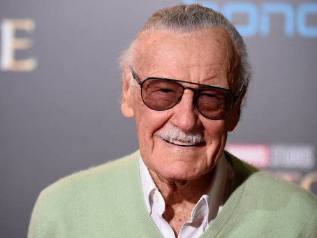 Stan Lee, Rest In Peace