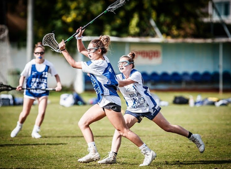 Students Venture to Israel to Share Passion for Lacrosse