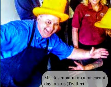 So Long to Mr. Rosenbaum